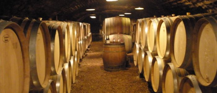 Marchand Frères cellar